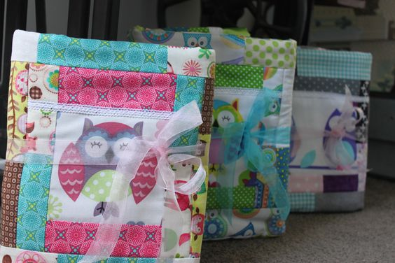 OWLS are in! Buggy quilts www.teeteesdesigns.co.nz