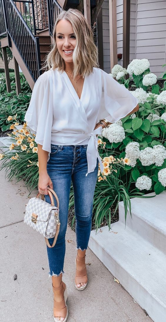 Cute Casual Spring Outfits 2020 Trends Pretty Looks Casual