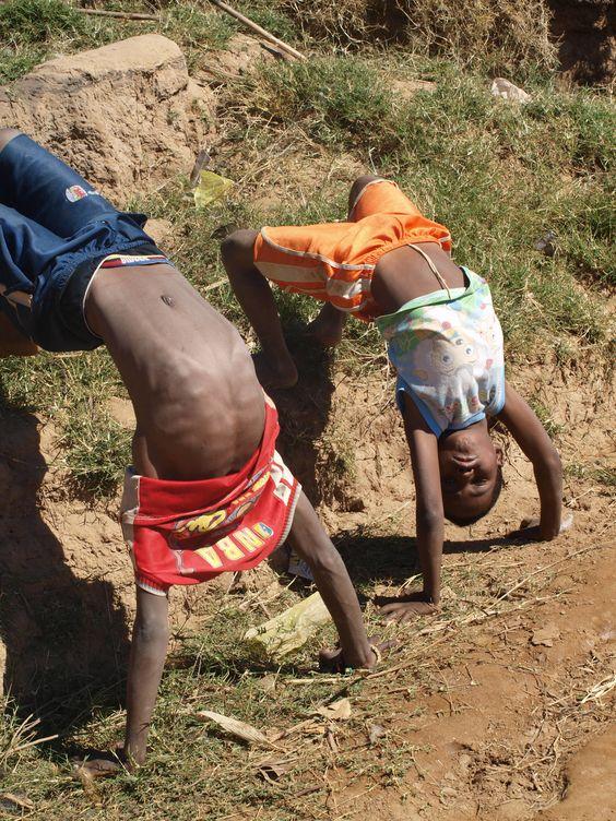 Qui c'est le plus fort? MADAGASCAR