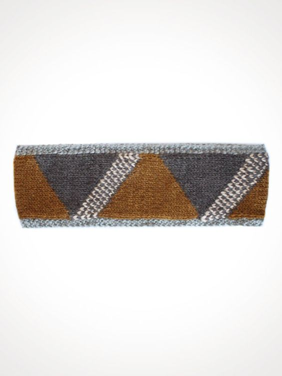 Fair Trade Pattern Headband by Here Today Here Tomorrow Made in Nepal Collection | HERE TODAY HERE TOMORROW