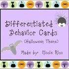 Use these cute Halloween-themed cards to motivate and reward students for coming to class on time, completing homework, being good citizens, and more.