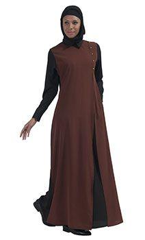 Double Layered Work-wear Abayas