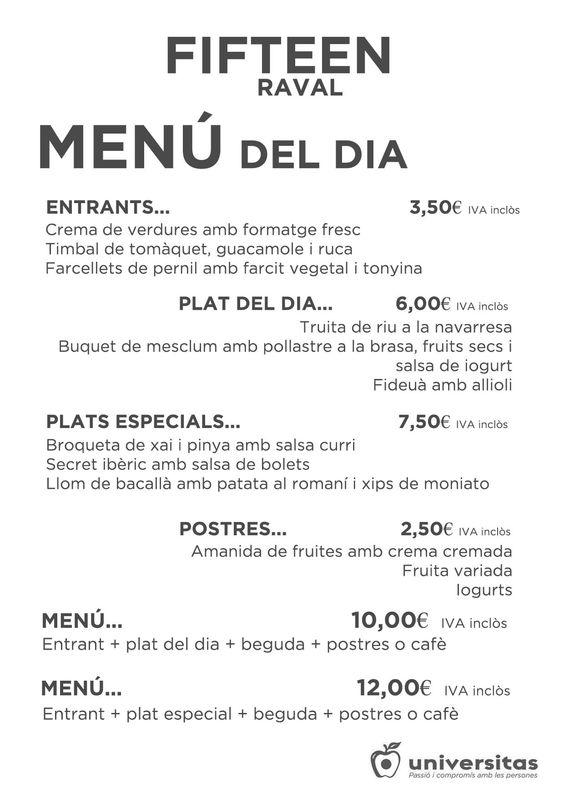 En el corazón de #Barcelona puedes comer disfrutando de la #arquitectura del #raval: