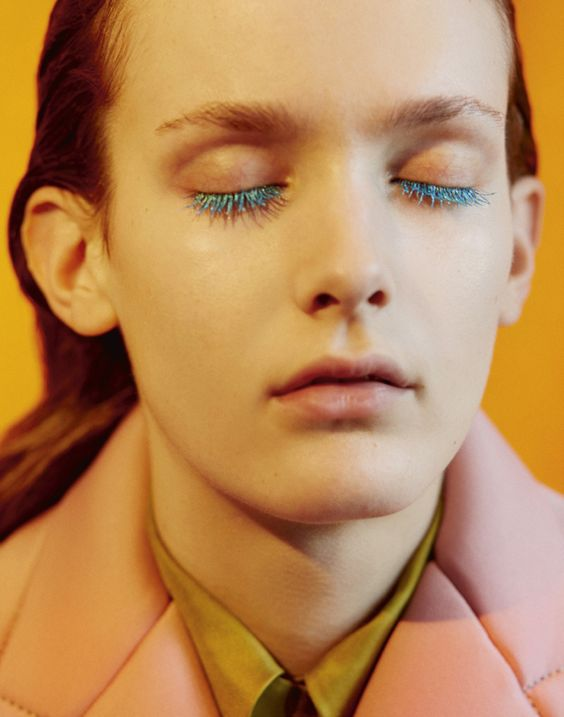 Eliza Thomas, Poppy Okotcha by Nicole Maria Winkler for Heroine Magazine Fall Winter 2015