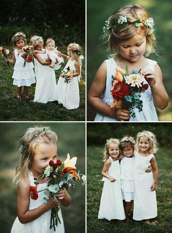 flowergirl flowers