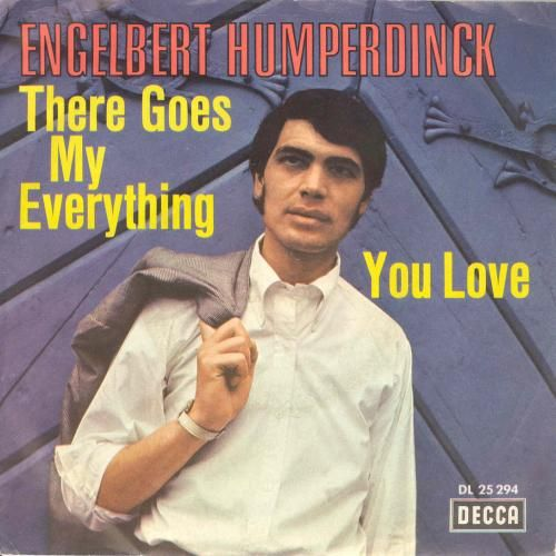 Cover Engelbert Humperdinck - There Goes My Everything