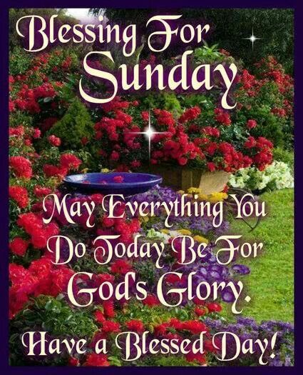 Sunday blessing! | Jesus, Lord of my life! | Pinterest