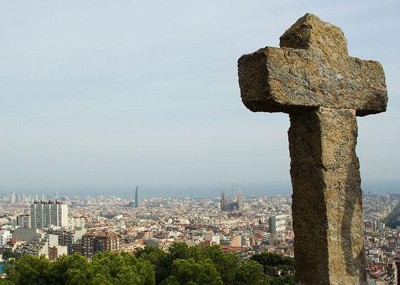 Barcelona, España by Vict()r, via Flickr