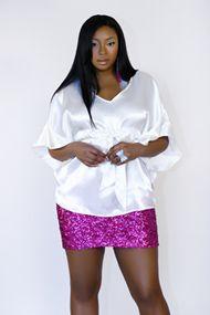 FUN, FUN, FUN  QFD - The Nirvana Collection - Qristyl Frazier Designs - High Fashion Plus Size Clothing