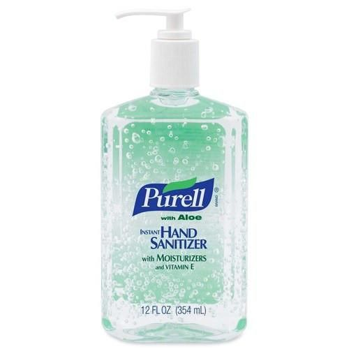 Buy Purell With Aloe Instant Hand Sanitizer 8 Oz Online Used To