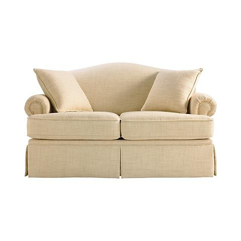 Bassett 3907-42 loveseat , but with legs.  See picture of three seater.