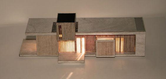Vivienda modular de madera. GRUPO GUBIA Espacios en madera