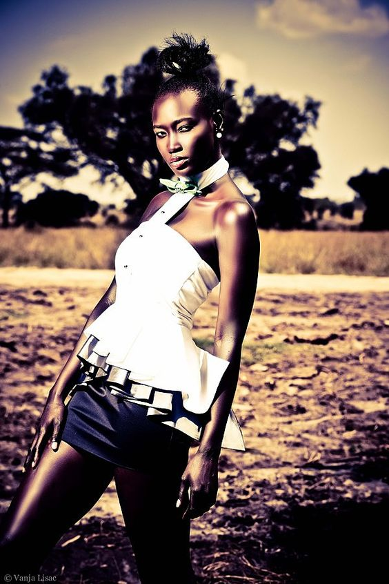 From Africa with love to fashion by Vanja Lisac