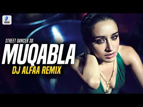Muqabla Remix Dj Alfaa Street Dancer 3d Varun Shraddha Kapoor Nora Fatehi Prabhu Deva Youtube In 2020 Remix Dancer Bollywood Songs