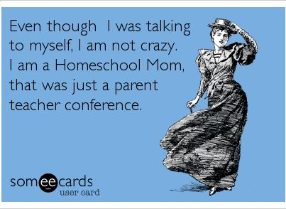 Even though I'm not a Mom I'm still a homeschool teacher and this is too funny!