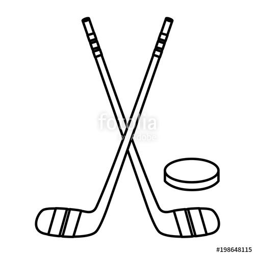 Google Image Result For Https Paintingvalley Com Drawings Hockey Stick Drawing 38 Jpg In 2020 Stick Drawings Hockey Stick Hockey