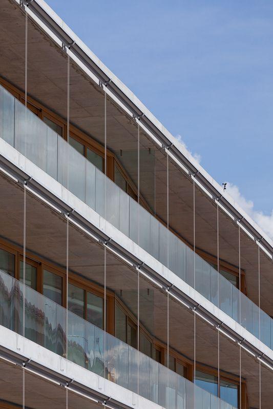 Edifício habitacional em Alcântara - Aires Mateus + Valsassina - João Morgado - Architecture Photography