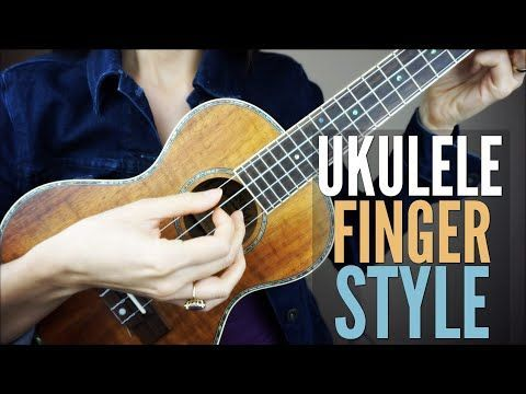 How To Play Fingerstyle On Ukulele Easy Fingerpicking Tutorial Pima Youtube Ukulele Ukulele Tutorial Ukulele Lesson