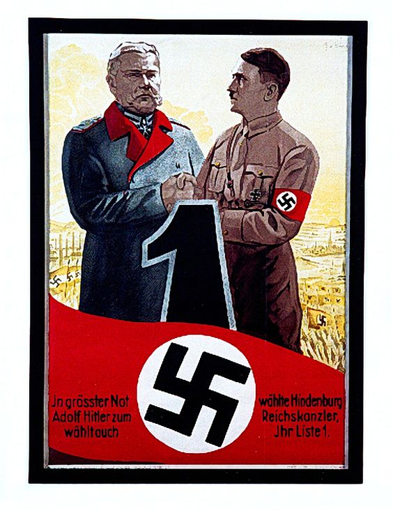 How far did the Nazi party develop its ideas and organisation up to 1929?