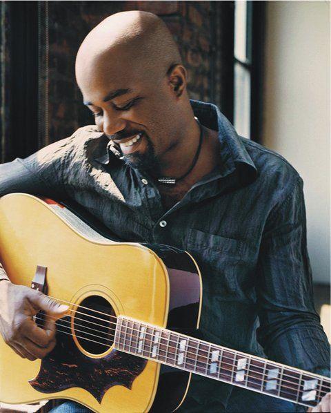Darius Rucker. Wagon wheel:) African Americans love Country music too.