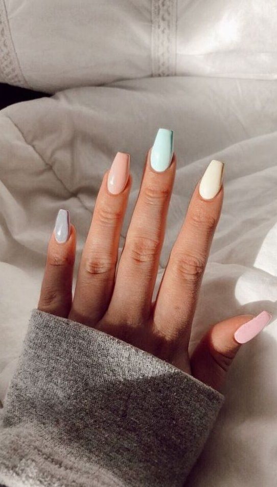 Awesome Nails Acrylicnails Hey Girls Do You Like To Wear Shiny Nails They Look So Glam In 2020 Nail Designs Summer Acrylic Pretty Acrylic Nails Acrylic Nail Designs