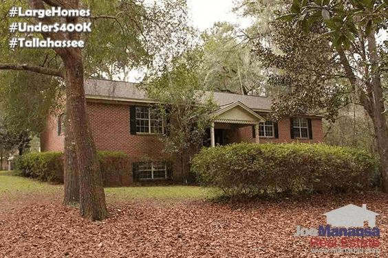 The Least Expensive Big Homes For Sale In Tallahassee Big Houses