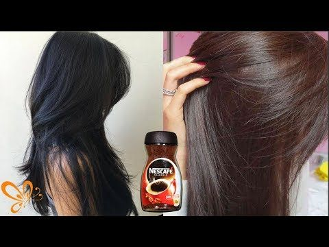I Use This Homemade Hair Dye How To Dye Hairs At Home With Home Ingredients Get Reddish Hairs In 2020 Homemade Hair Dye How To Dye Hair At Home Dyed Natural Hair