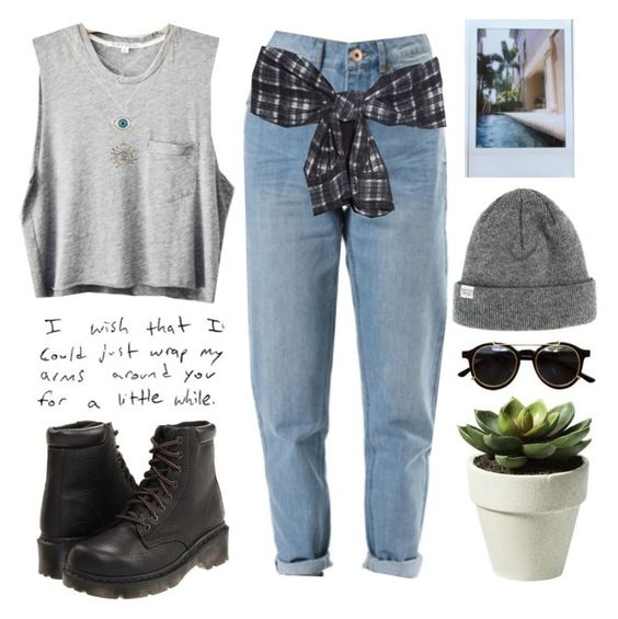 If I were a boy by child-of-the-tropics on Polyvore featuring polyvore, fashion, style, Sophomore, 3.1 Phillip Lim, Dr. Martens and KEEP ME