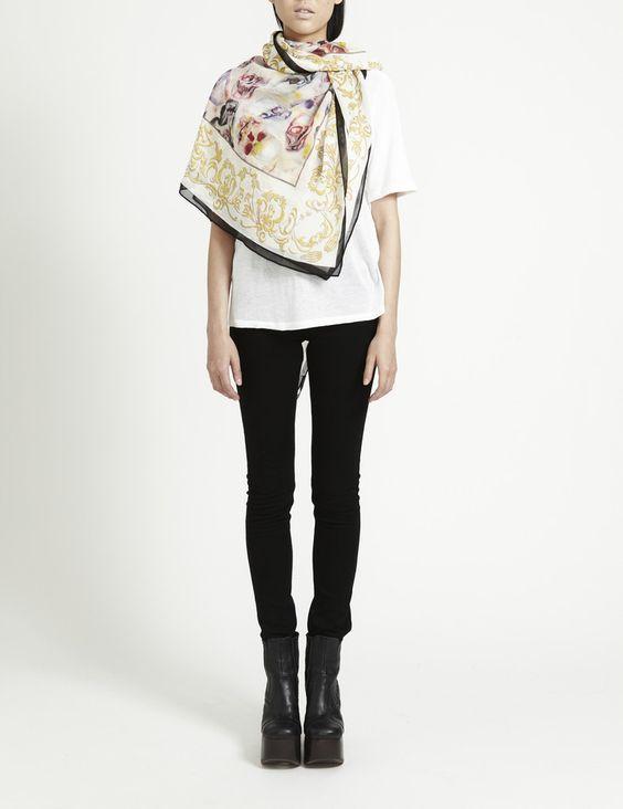 Wish list, love this scarf <3