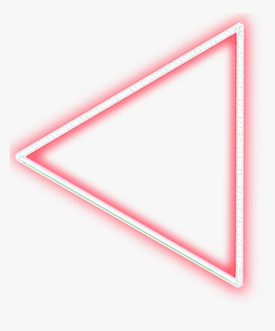 Png Effect For Editing Neon Triangle Png For Picsart Transparent Png Is Free Transparent Png Image To Explore More Png Images Triangle Background Images Hd