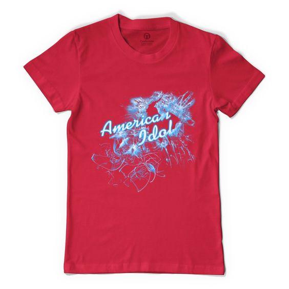 American Idol Shattered 2 Women's T-shirt