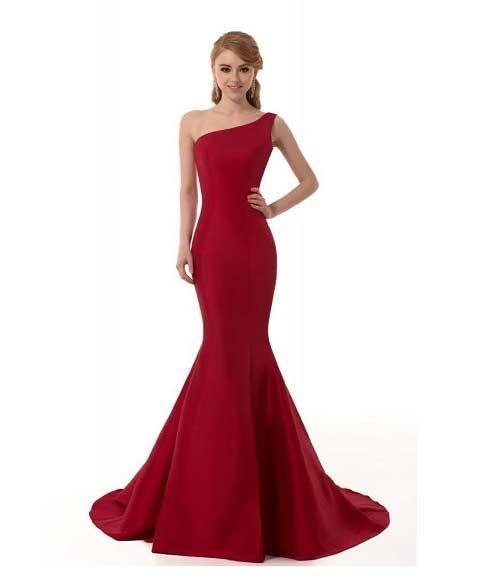 cute mermaid style prom dresses