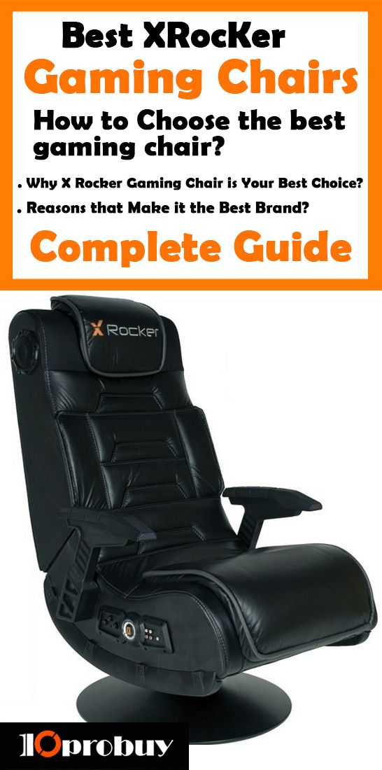 The Best X Rocker Gaming Chair 2020 Detailed Buyer S Guide