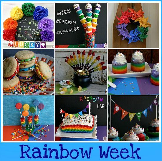 Rainbow Week on @HoosierHomemade