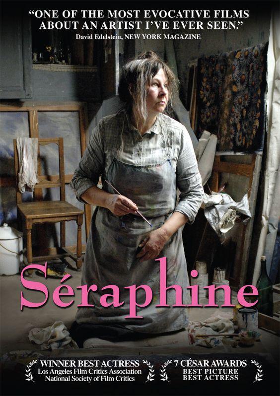 Séraphine (2008) • Director:   Martin Provost • Stars:   Yolande Moreau, Ulrich Tukur, Anne Bennent