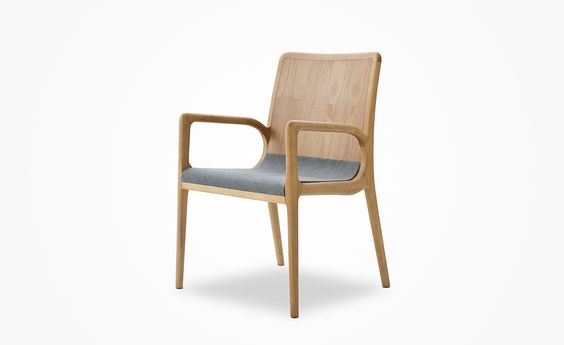 Decameron Design - Produtos, Cadeiras, Funni com braço - www.decamerondesign.com.br