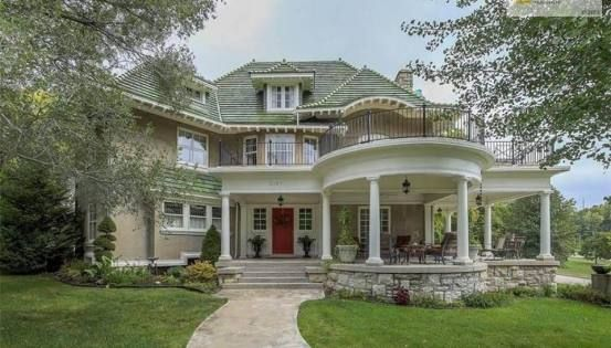 1909 Historic House For Sale In Kansas City Missouri Captivating Houses Historic Homes Mansions Acres For Sale