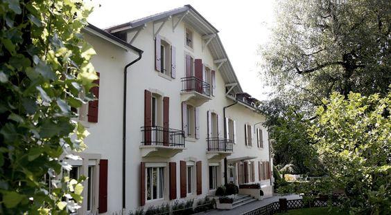International Summer Camp In Geneva College Du Leman Geneva College High School Years Preparatory School