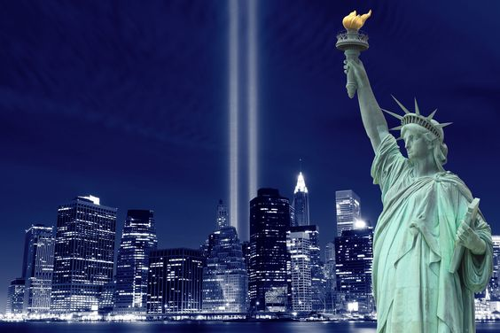 Never Forget: God Bless America