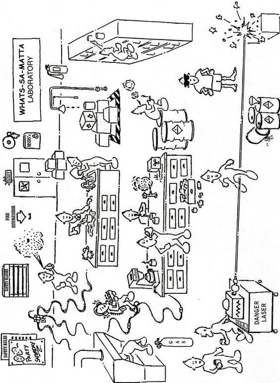whats sa matta - lab safety image.