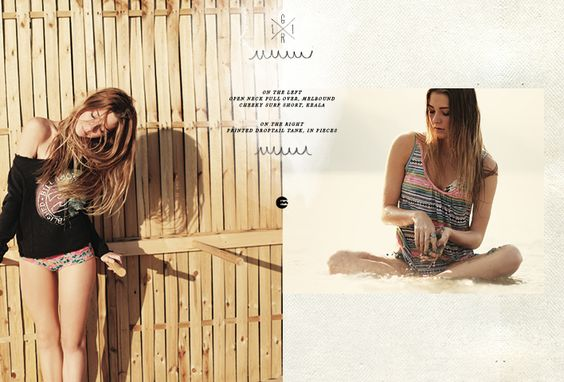 Billabong Surf Capsule, by Dothy