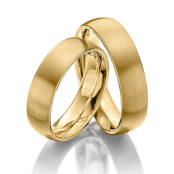 Individuelle Trauringe/Eheringe in vielen verschiedenen Ausführungen   123gold
