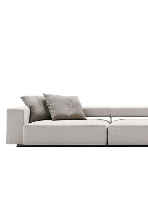 b b italia 39 s andy sofa by paolo piva sofa modern. Black Bedroom Furniture Sets. Home Design Ideas
