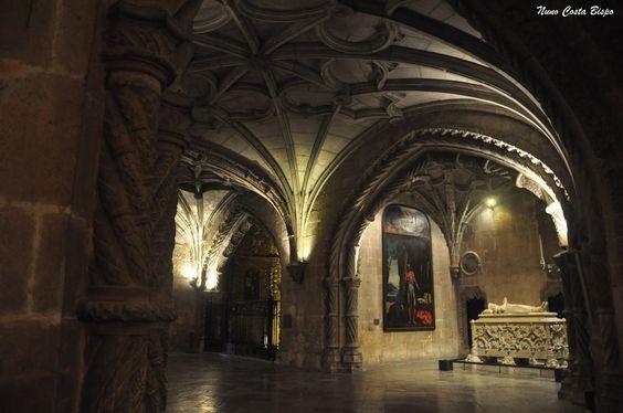 Túmulo de Vasco da Gama - Mosteiro dos Jerónimos