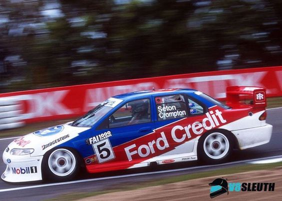GSR - Glen Seton/Neil Crompton 1998 Bathurst 1000