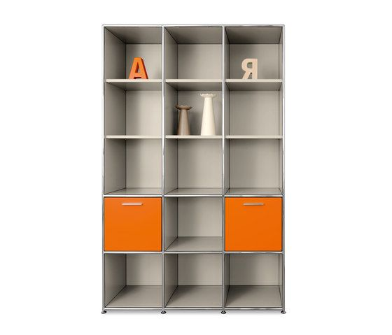 Shelving unit by Dauphin Home | Office shelving systems