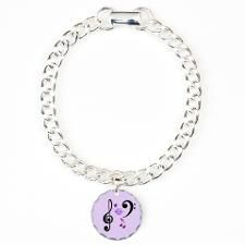 20% off today! 10/16/14 Moondreams Music Notes Bracelet by #MoonDreamsMusic #CharmBracelet #silver