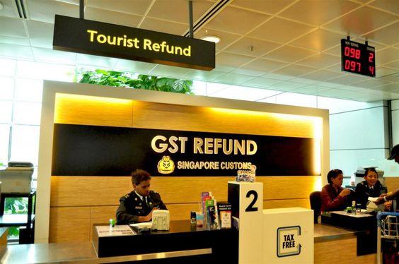 Một số thủ tục hoàn thuế ở Singapore