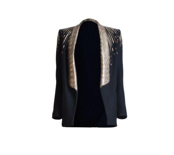 Michel Klein - Sequined Jacket