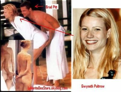 Brad Pitt Gwyneth Paltrow Naked 33